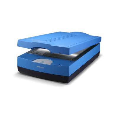 Scanner d'électrophorèse sur gel Microtek BIO 6000T